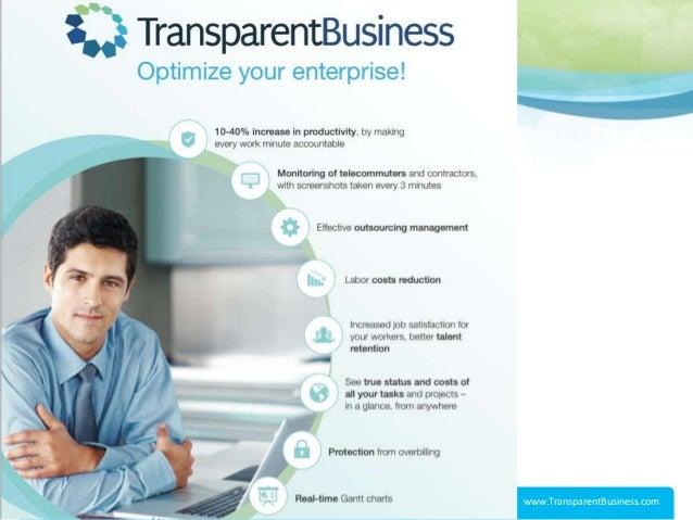 www.TransparentBusiness.com