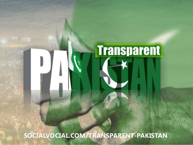 SOCIALVOCIAL.COM/TRANSPARENT-PAKISTAN