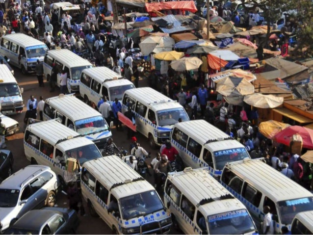 What's in it for Africa's transport