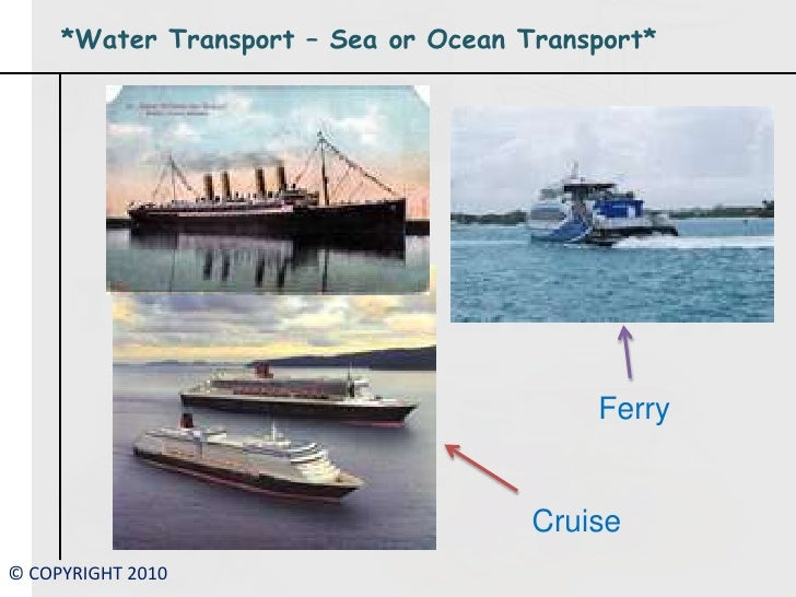 water transport information It has been developed with an objective to enable a single window access to information and services being provided by the  surface transport water ways water.