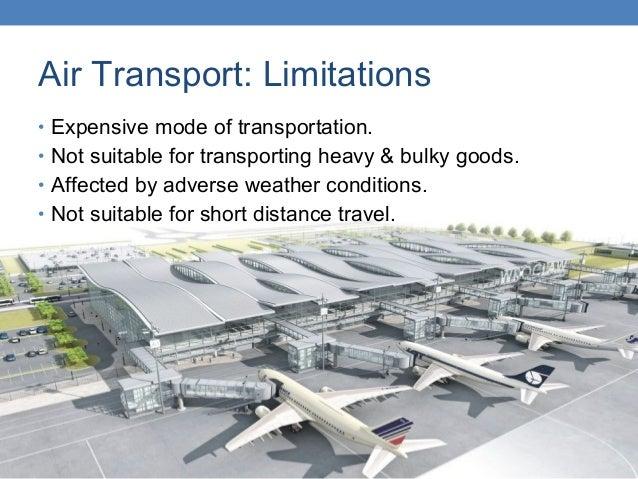 Air Transportation Basic Elements