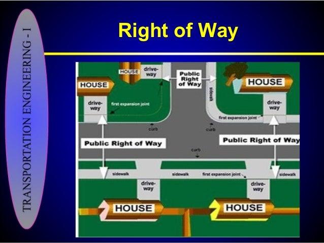 Highway Engineering Transportation Engineering I