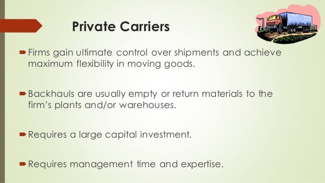 Motor Carrier Manual April 2014