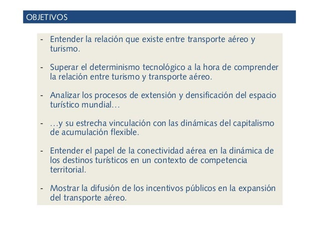 Puertos, aeropuertos y carreteras: infraestructuras al servicio del turismo Slide 3