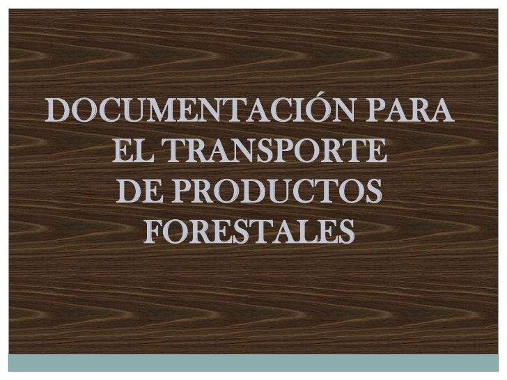 Transporte de madera en guatemala for Manejo de viveros forestales