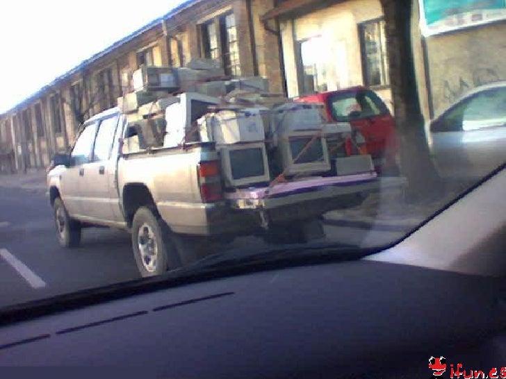 Como rentabilizar un transporte