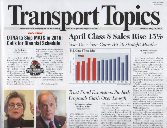 """The Weekly Newspaper ol'l'vuck