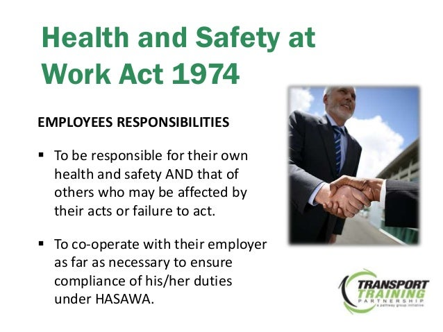 hasawa employees duties