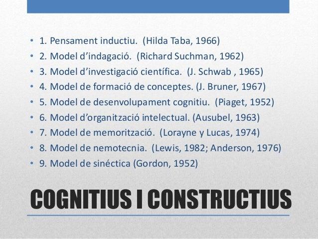 SOCIALS • Es centra en la nostra naturalesa social, en com la interacció social pot millorar l'aprenentatge acadèmic i gen...