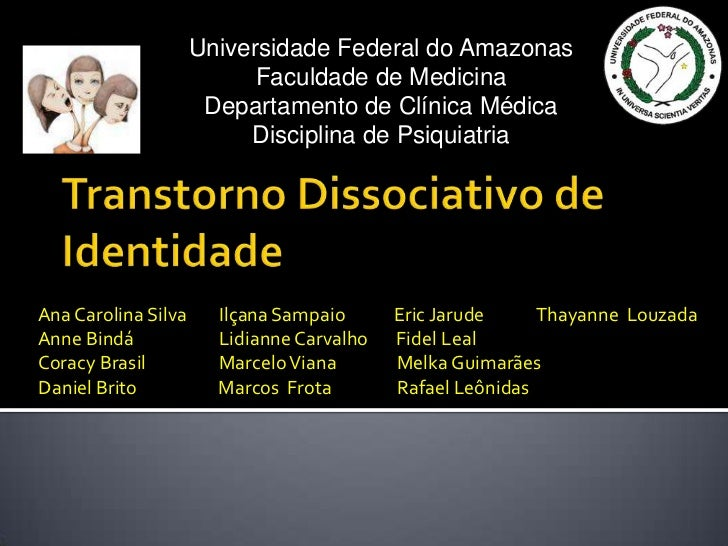 Universidade Federal do Amazonas                           Faculdade de Medicina                      Departamento de Clín...