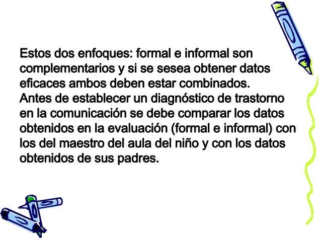 CRITERIOS PARA EL DIAGNÓSTICO 1.- Trastorno del lenguaje expresivo: vocabulario sumamente limitado, cometer errores en los...