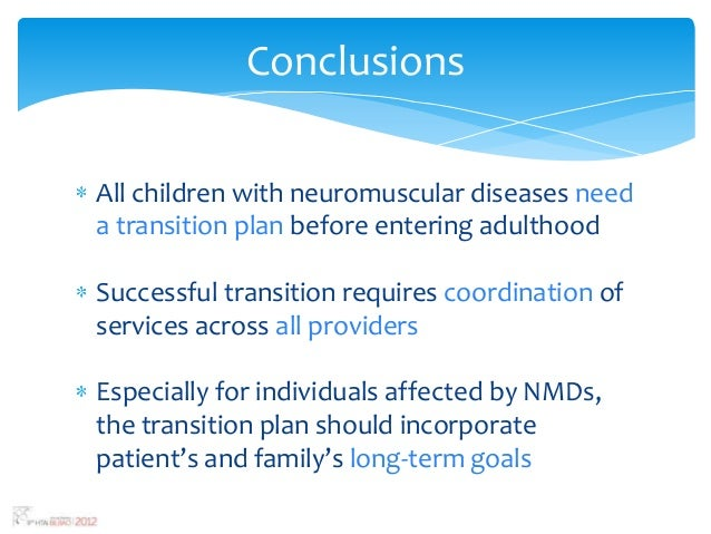 Transitional Care for Pediatric Patients with ...