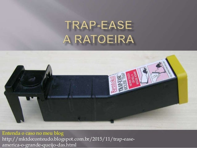 Trap-Ease America: The Big Cheese of Mousetraps - Case Study Example
