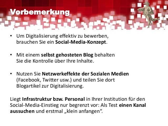 Die digitale Öffentlichkeitsarbeit der Stabi Hamburg Slide 3