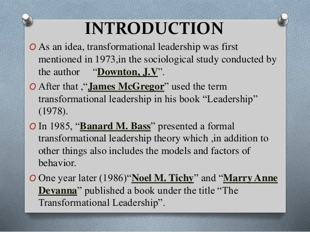 morality in transformational leadership style Transformational leadership is a leadership style in which leaders encourage, inspire and motivate employees to innovate and create change that will help grow and shape the future success of the company this is accomplished by setting an example at the executive level through a strong sense of.