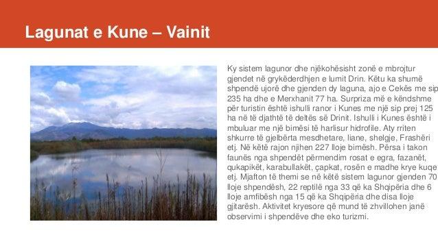 Lagunat e Kune – Vainit  Ky sistem lagunor dhe njëkohësisht zonë e mbrojtur gjendet në grykëderdhjen e lumit Drin. Këtu ka...