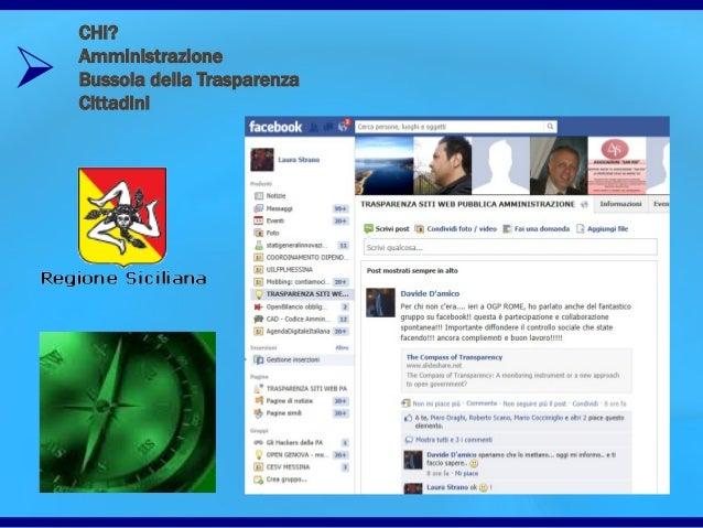Trasparenza sito web sicilia for Pti regione sicilia