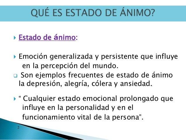 Trastorno del estado de ánimo[1] luz Slide 2