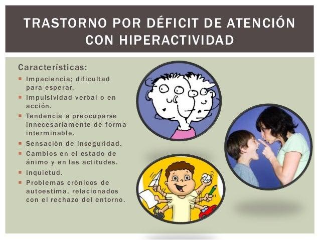 trastorno por deficit de atencion e hiperactividad pdf