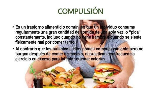 Trastornos alimenticios - Comedor compulsivo tratamiento ...