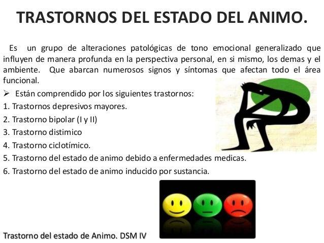 Trastorno Bipolar y Depresivo según DSM V Slide 3