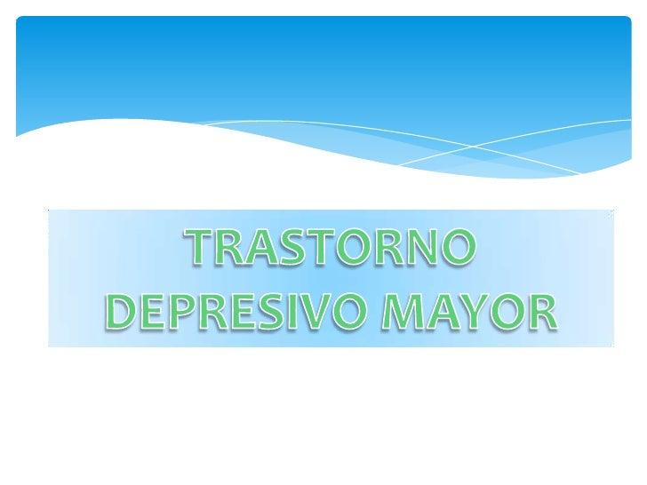 agrupación de síntomas en el que predominan los síntomas afectivos (tristezapatológica, decaimiento, irritabilidad, sensac...
