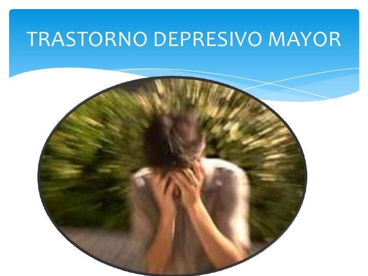 ESTADISTICAS- Los estudios del trastorno depresivo mayor han indicado un amplio intervalo devalores para la proporción de ...