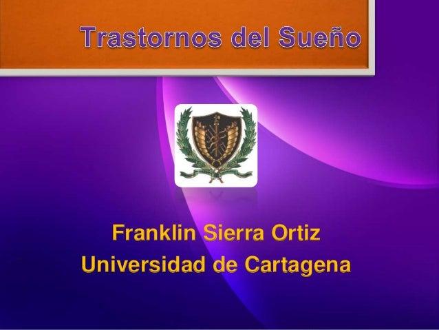 Franklin Sierra OrtizUniversidad de Cartagena