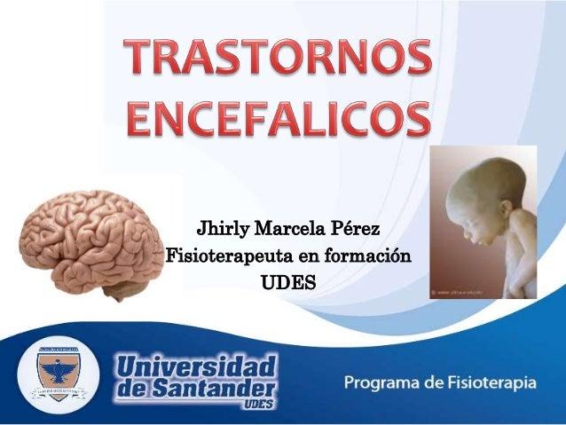 Jhirly Marcela Pérez Fisioterapeuta en formación UDES