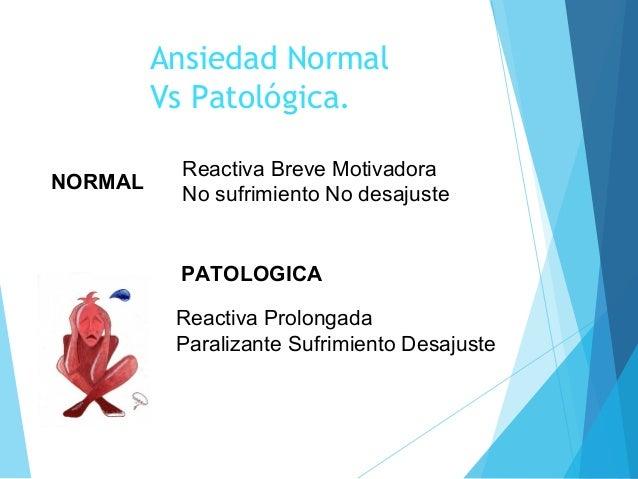 Trastornos por Ansiedad en ATENCION PRIMARIA Slide 2