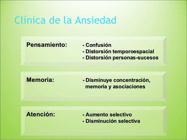 Trastornos por Ansiedad en ATENCION PRIMARIA Slide 3