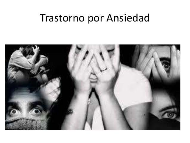 Trastorno por Ansiedad