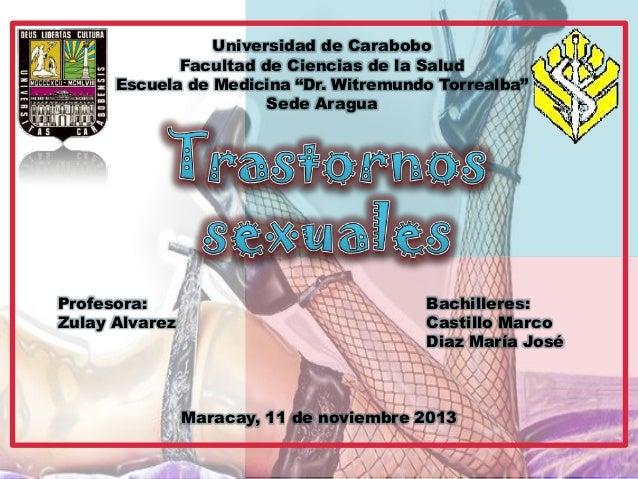 """Universidad de Carabobo Facultad de Ciencias de la Salud Escuela de Medicina """"Dr. Witremundo Torrealba"""" Sede Aragua  Profe..."""