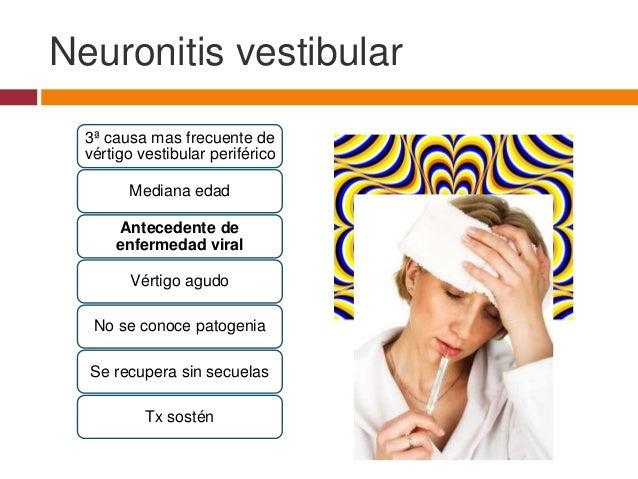 NEURONITIS VESTIBULAR TRATAMIENTO PDF