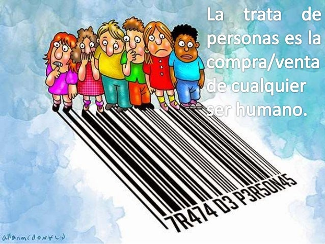 La misión diplomática de los Estados Unidos en México realiza un reporte anual de la trata de personas en nuestro país