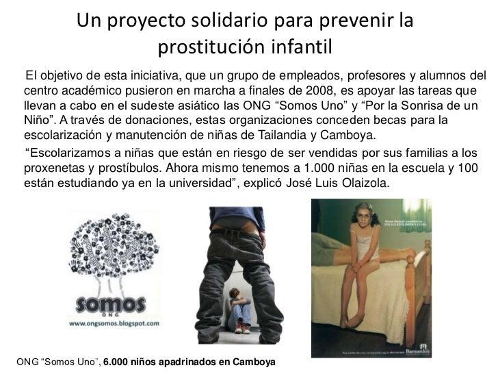 prostitutas paraguayas prostibulo infantil