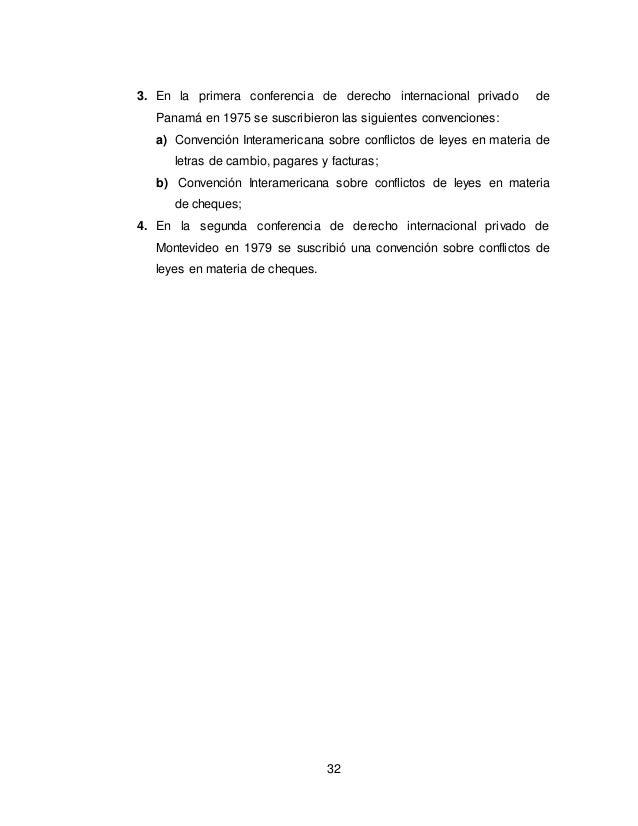 Tratado de derecho internacional privado