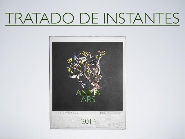 TRATADO DE INSTANTES 2014