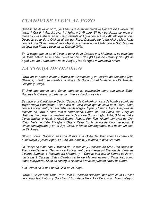 Tratado de olokun Slide 3