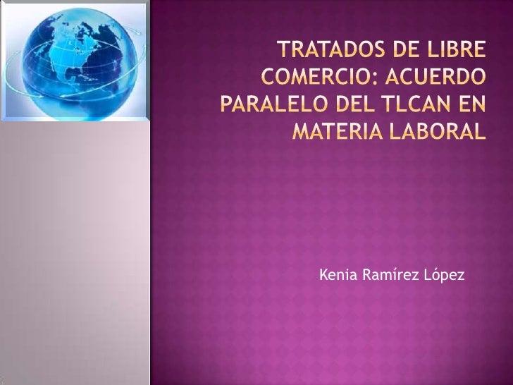 Kenia Ramírez López