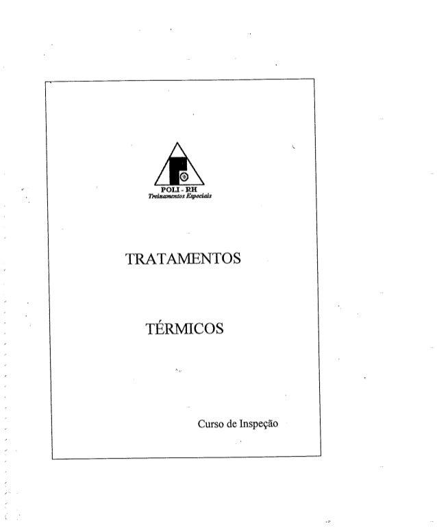 Tratamentos termicos