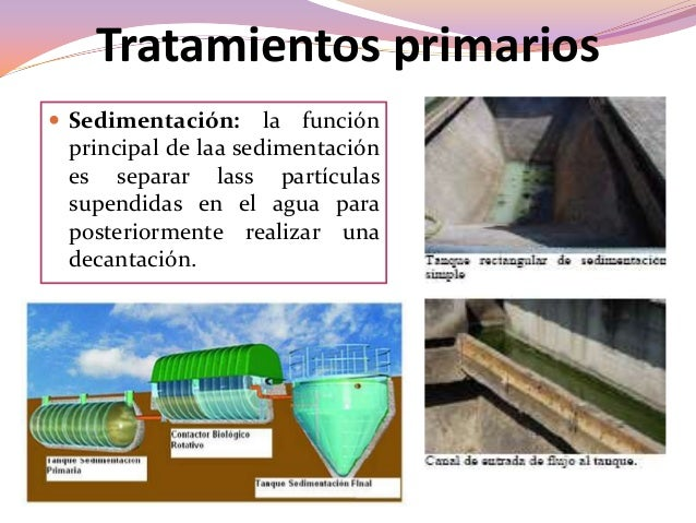 Tratamiento aerobico y anaerobico de aguas residuales - Tratamiento del agua ...