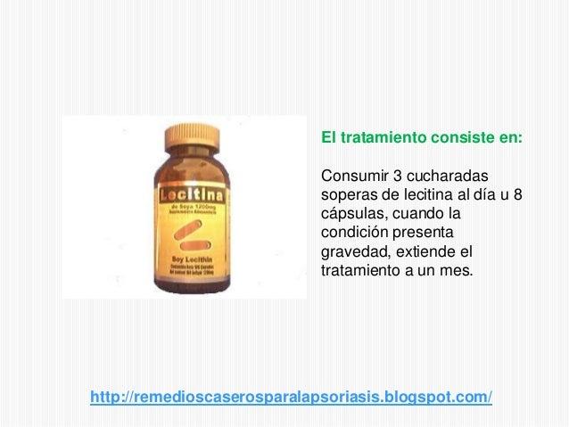 Tratamiento casero contra la psoriasis Slide 3