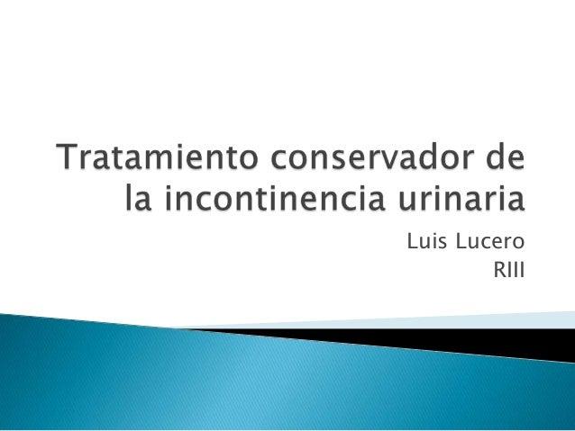 Luis Lucero RIII