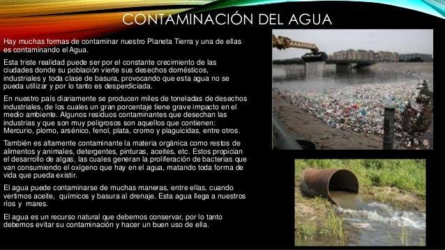 Tratamiento de aguas residuales Slide 3