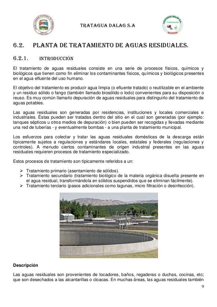 Tratamiento de aguas residuales fitorremediacion