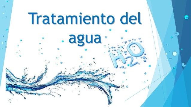 Tratamiento del agua en bolivia - Tratamiento del agua ...