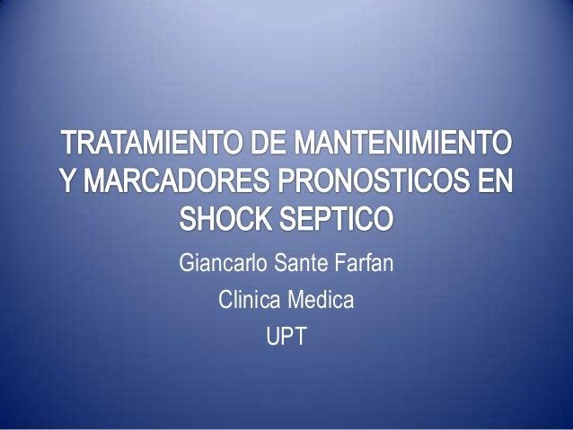 Giancarlo Sante Farfan    Clinica Medica          UPT