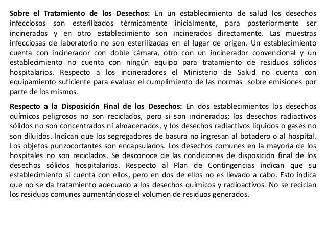 SELECCIÓN DE TECNOLOGIA Los métodos de tratamiento recomendados son:  Enterramiento Controlado  Esterilización por Autoc...