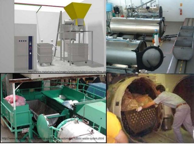 Dentro de los criterios para la selección del tipo de tratamiento más adecuado de los residuos sólidos, es conveniente eva...